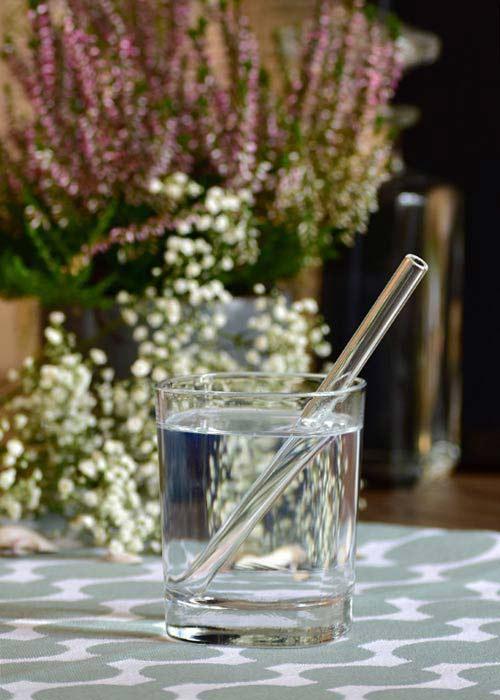 HALM Nachhaltige Alternative zum Plastikstrohhalm