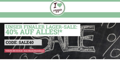 I Love Veggie Lager-Sale