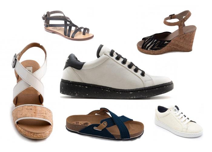 Vegane Sneaker und Sandalen von Nae Vegan Shoes
